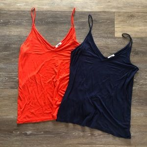 Set Of Old Navy Tank Tops